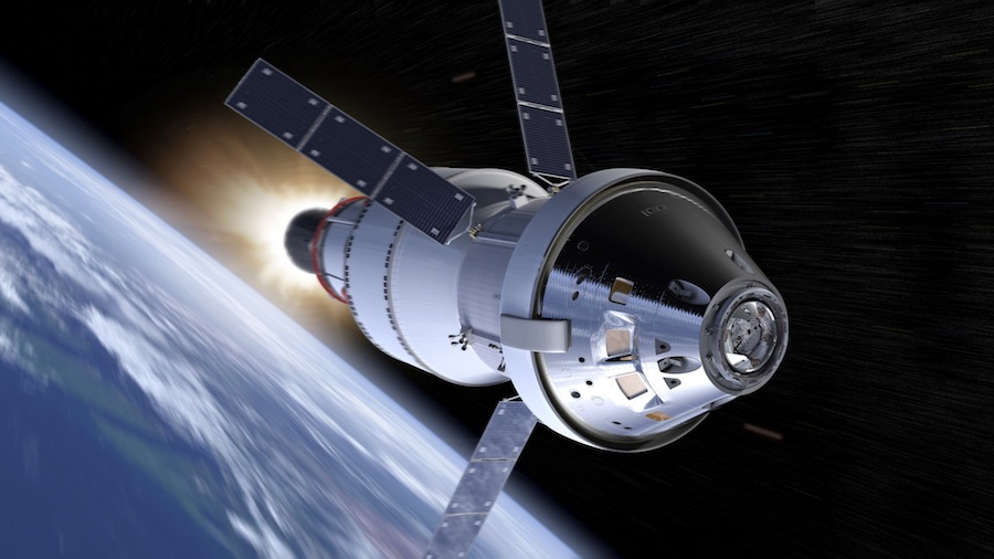Facing more delays, NASA opens door to launching lunar mission with