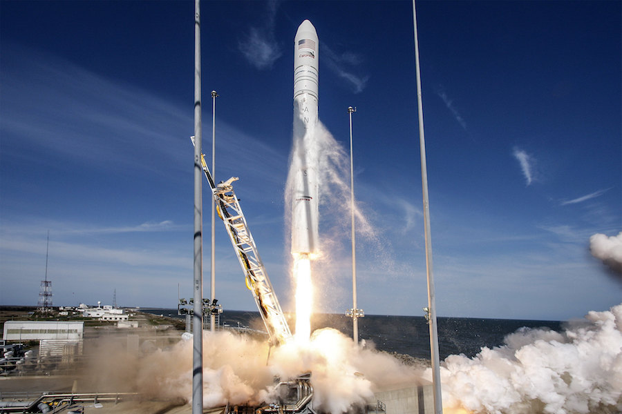 Image result for Antares rocket