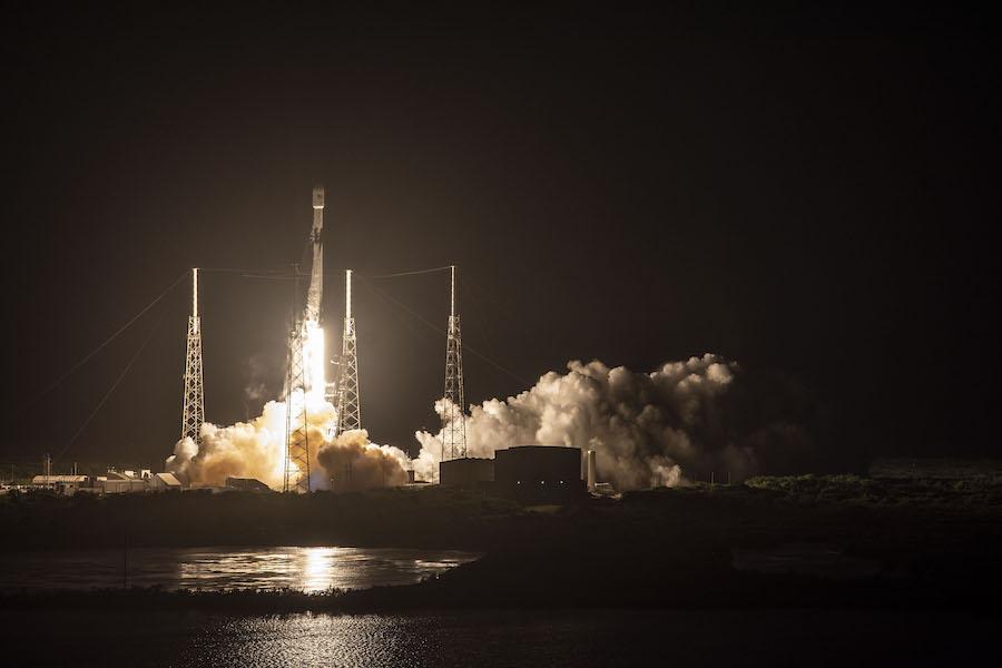 SpaceX's first 60 Starlink broadband satellites deployed in orbit