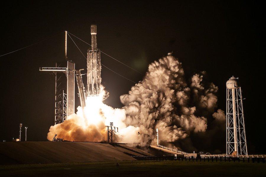 cape canaveral rocket launch schedule 2020