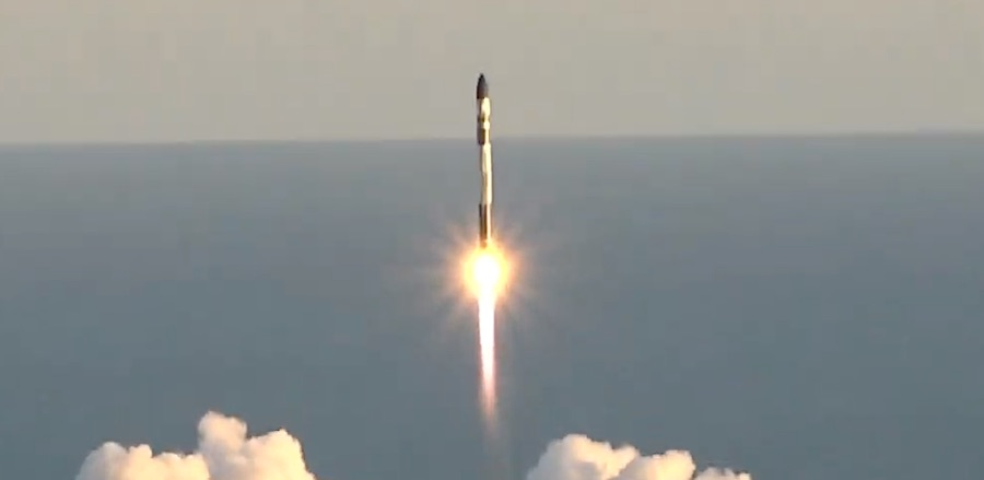 Rocket Lab Flies Again From New Zealand As Work Progresses