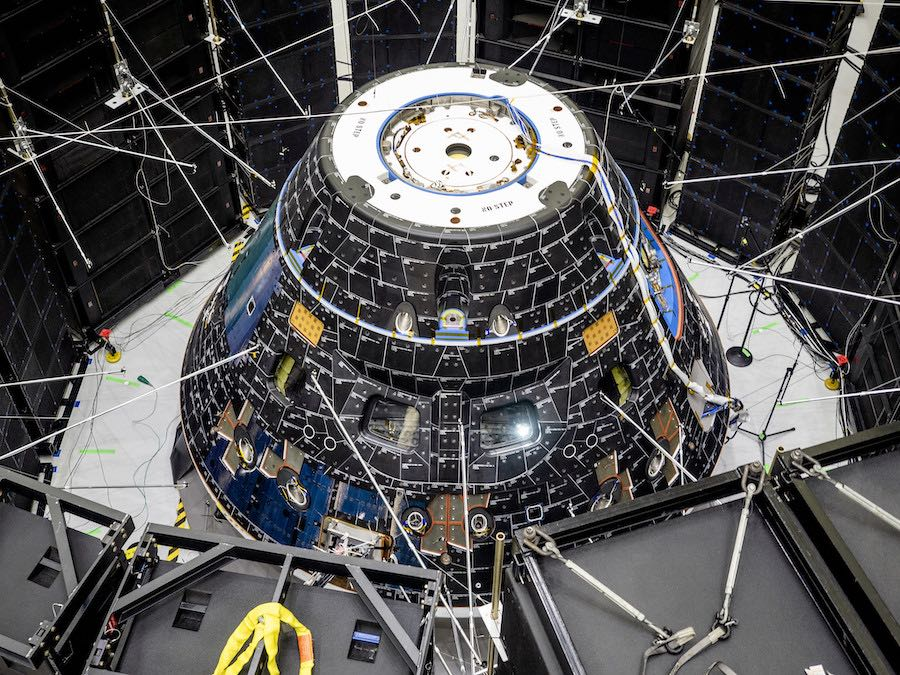 Final assembly and test milestones on tap for NASA's first Orion