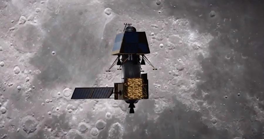 lunar orbiter spacecraft arrives in sriharikota - photo #18