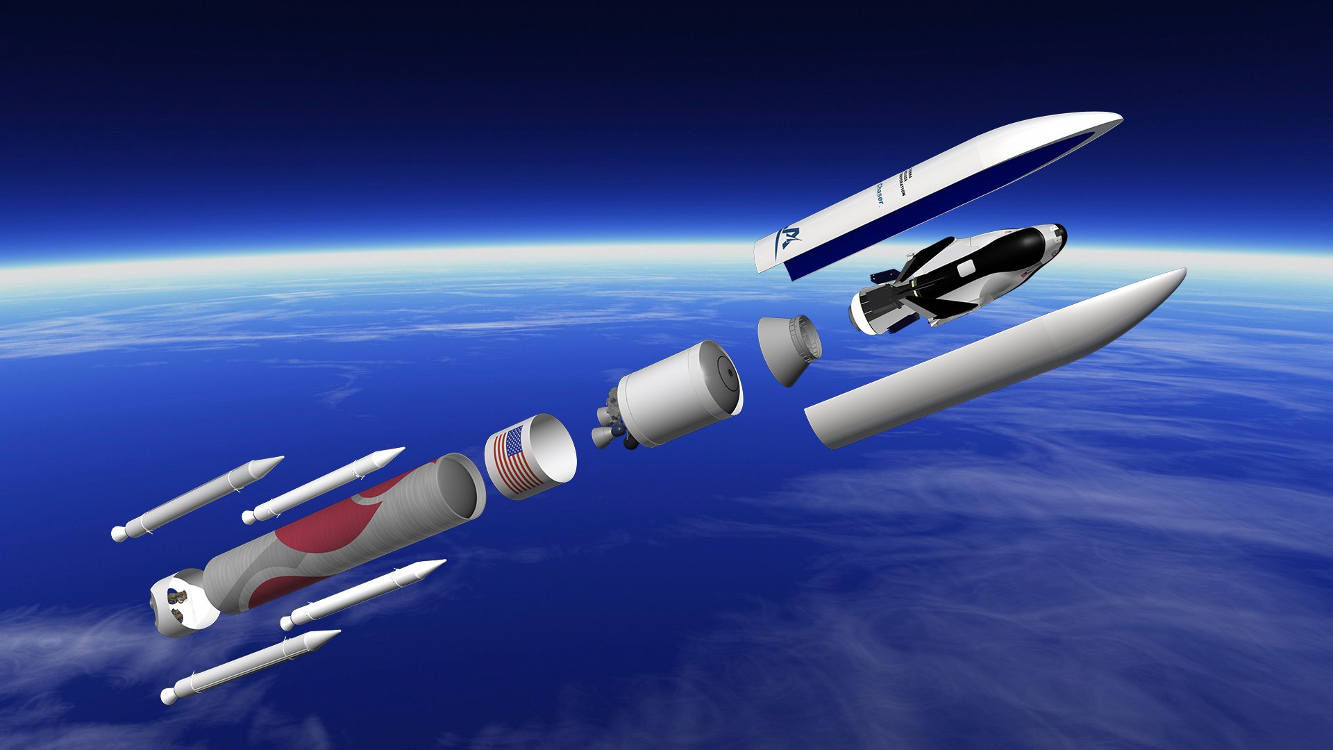 Sierra Nevada selects ULA's Vulcan rocket to launch Dream Chaser ...
