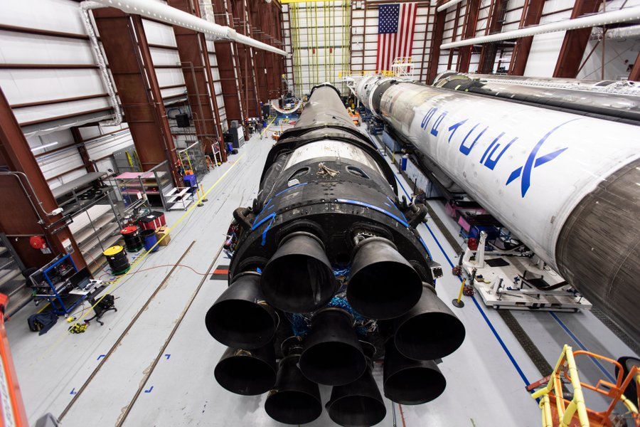 Hardware arrives in Florida for Crew Dragon in-flight abort test