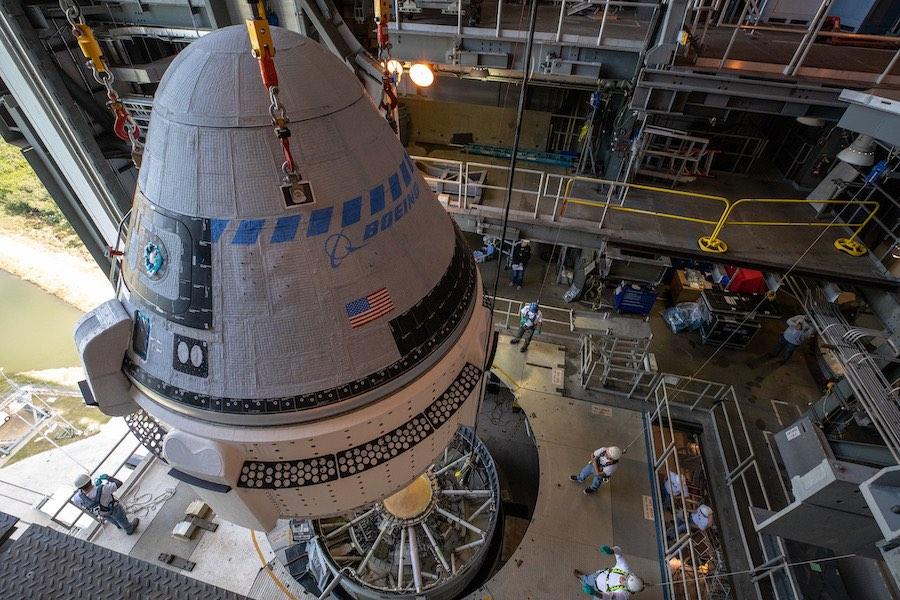 Launch of first Starliner orbital test flight slips to Dec. 19