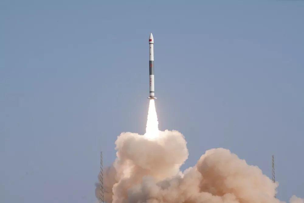 Kuaizhou 1A rocket lofts Chinese broadband test satellite