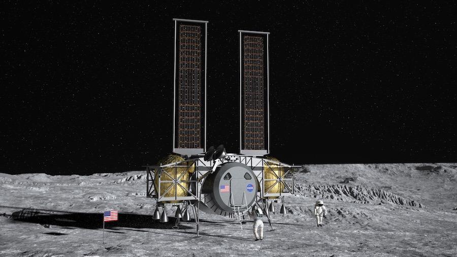 Společnosti Dynetics a Sierra Nevada spojily své síly pro vývoj přistávacího modulu na Měsíc