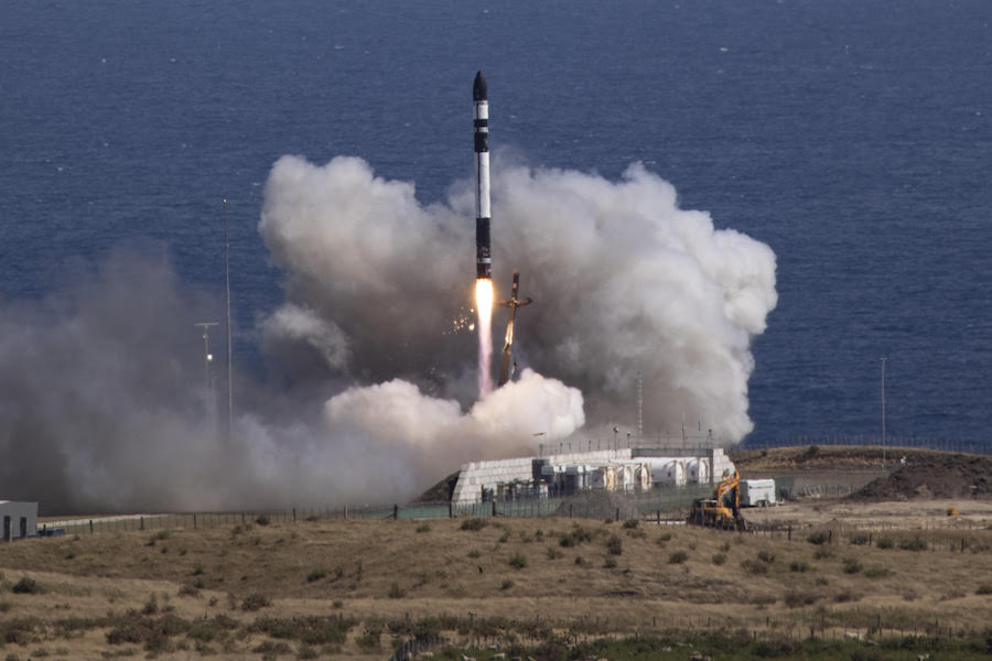 Rocket Lab successfully launches NRO satellite