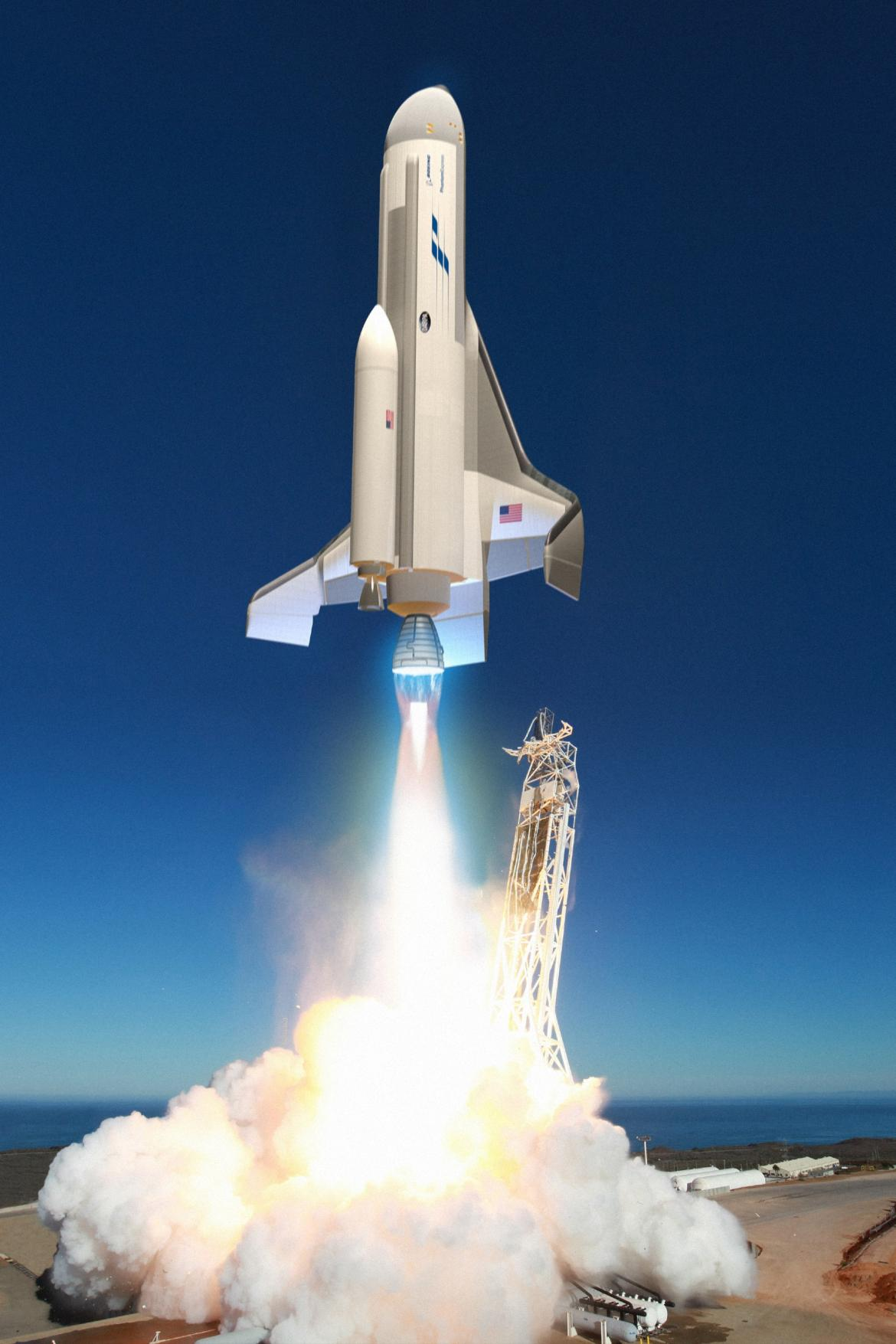 Boeing backs out of DARPA spaceplane program