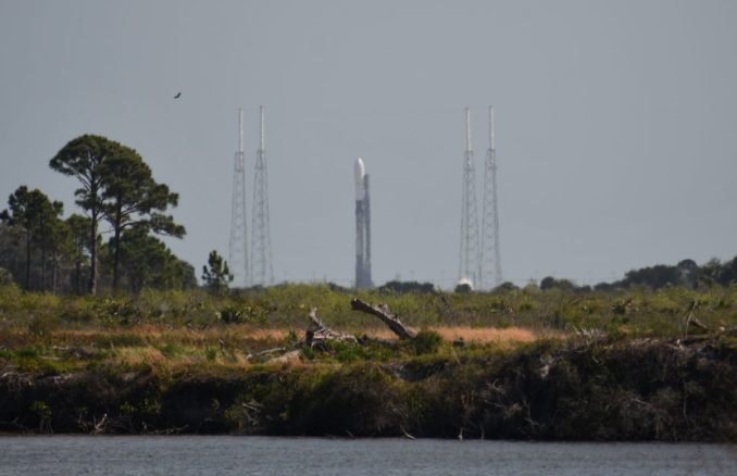 Live Coverage: SpaceX readies Falcon 9 for fifth Starlink mission