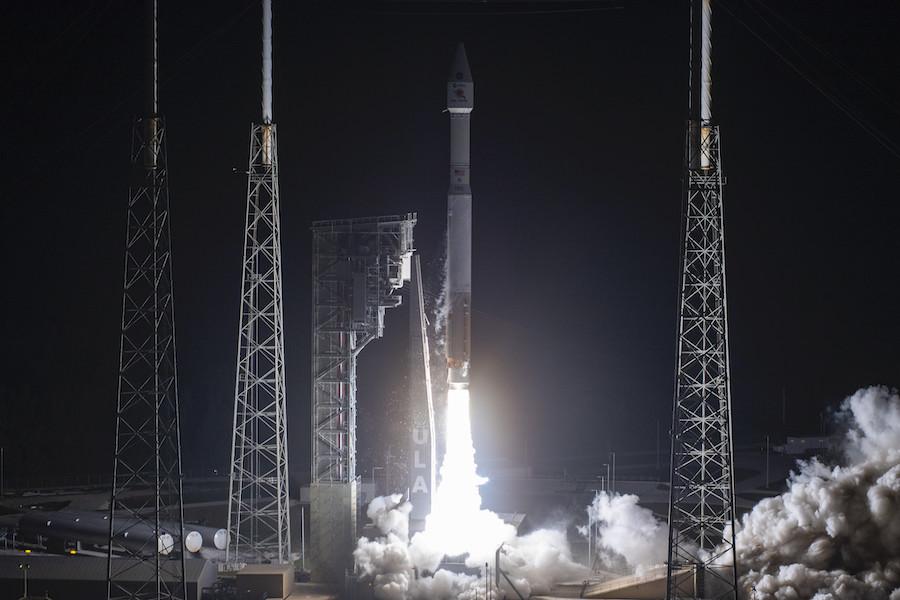 Photos: Atlas 5 lifts off with Solar Orbiter