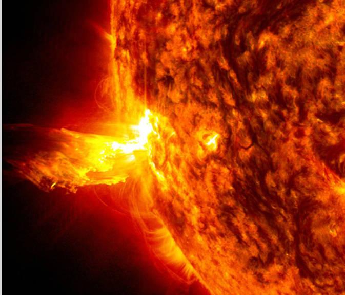 Swarm of NASA nanosats to probe source of solar eruptions