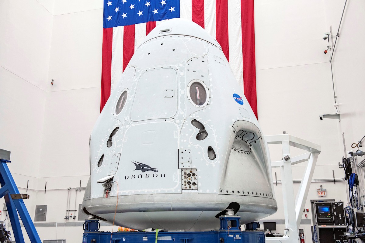 NASA, SpaceX set May 27 as target date for first crew launch ...