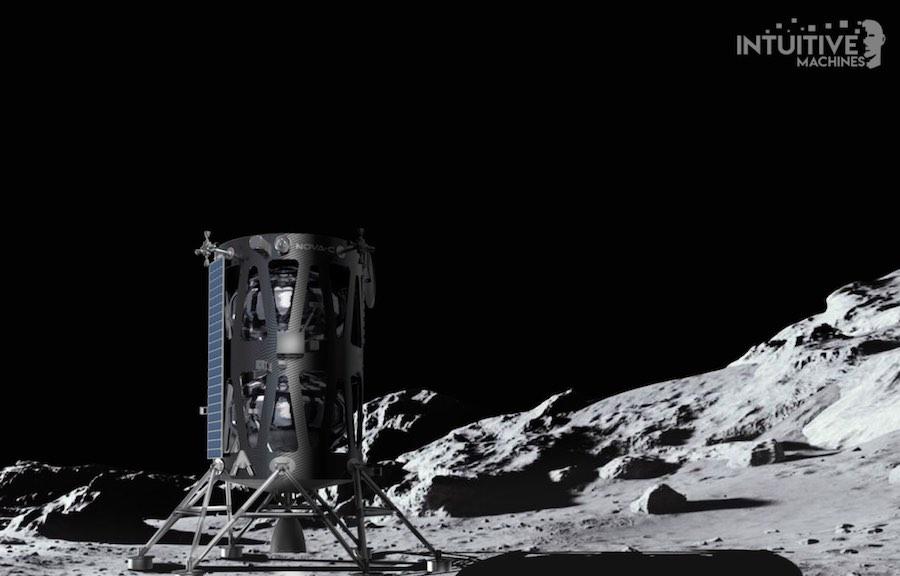 Intuitive Machines announces moon mission's launch date, landing site