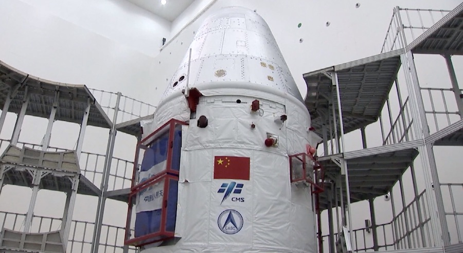 China to debut new version of powerful Long March 5 rocket this week
