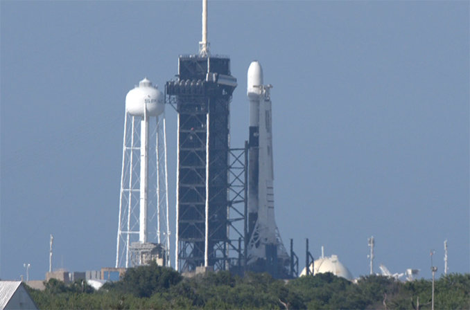 SpaceX scrubs Starlink launch to no earlier than Sunday
