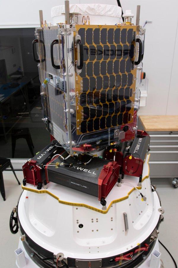 Rocket Lab satellite launch fails before reaching orbit