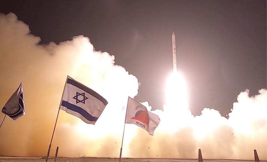 Israel successfully places surveillance satellite into orbit ...