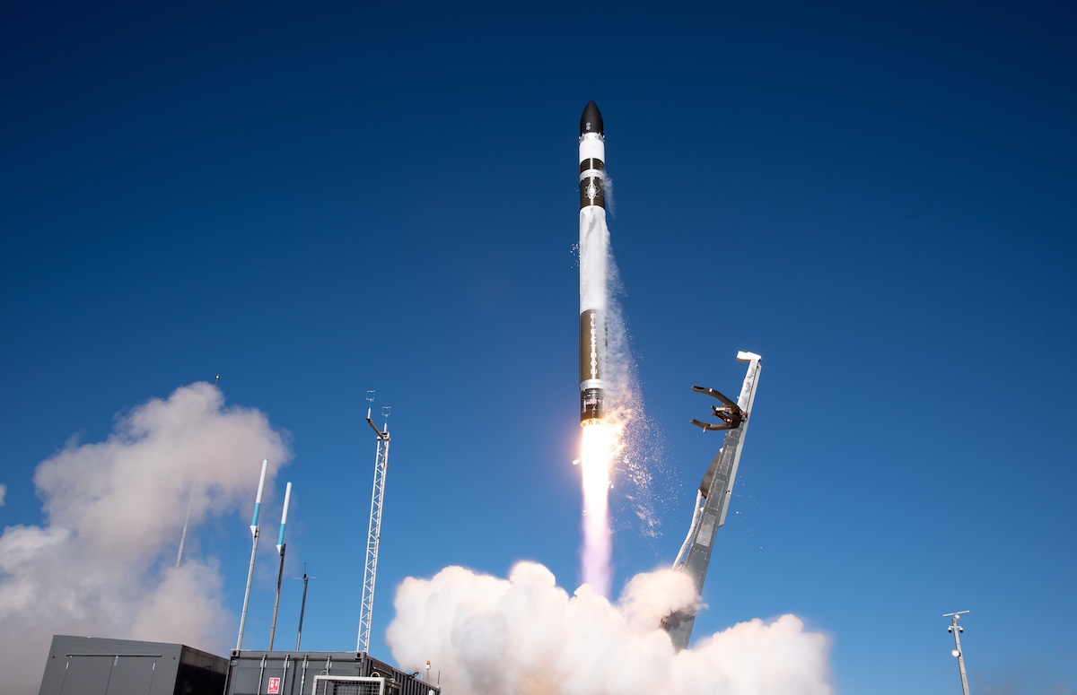 Rocket Lab returns to service with successful launch for Capella