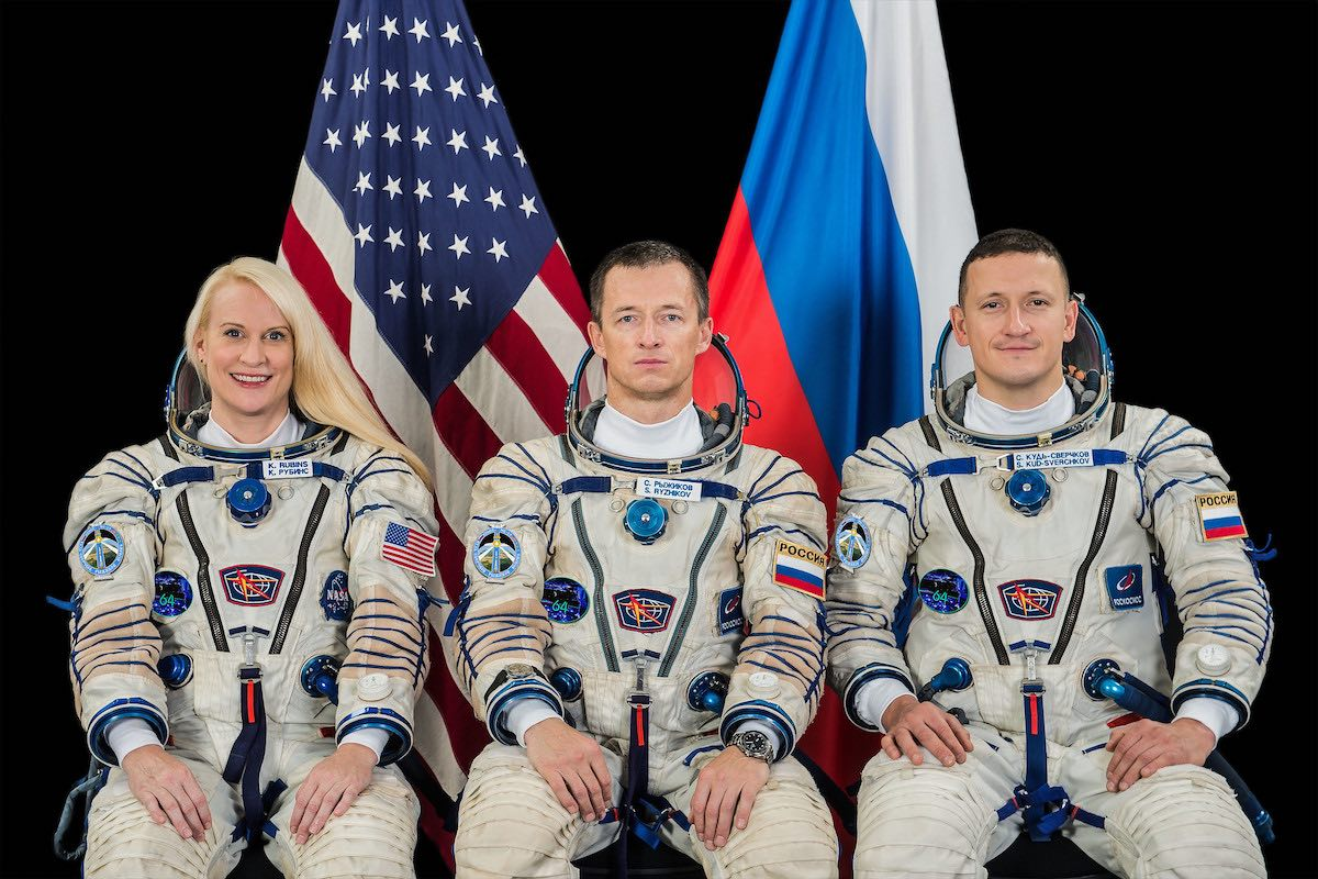 NASA uses final purchased Soyuz seat for Wednesday flight to station