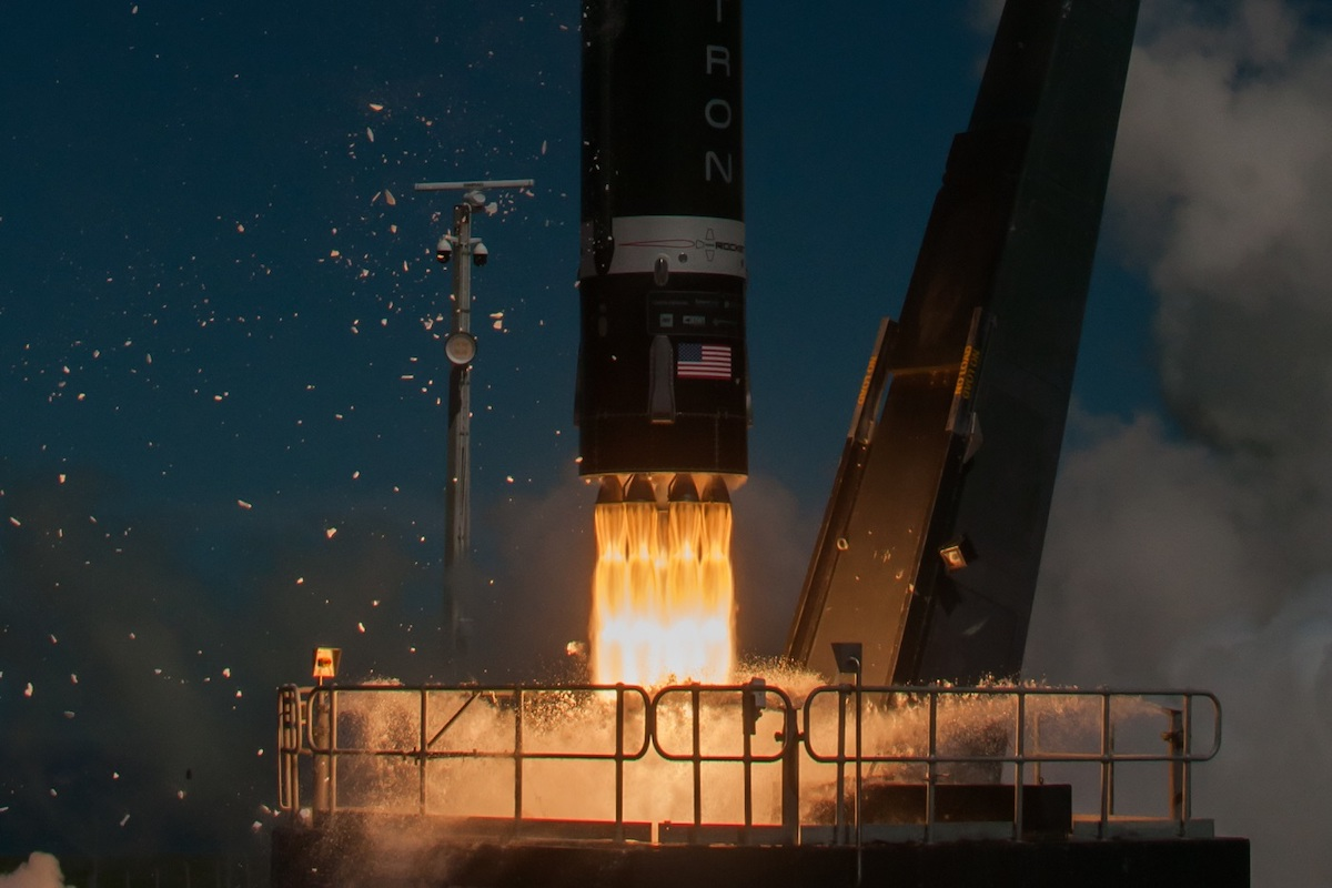 Rocket Lab to attempt booster recovery on next mission