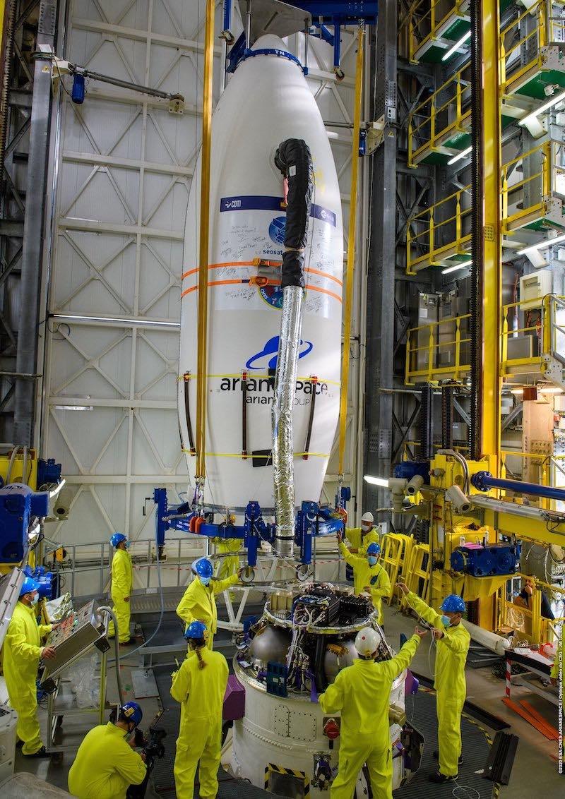 European Vega rocket suffers second failure in three launches