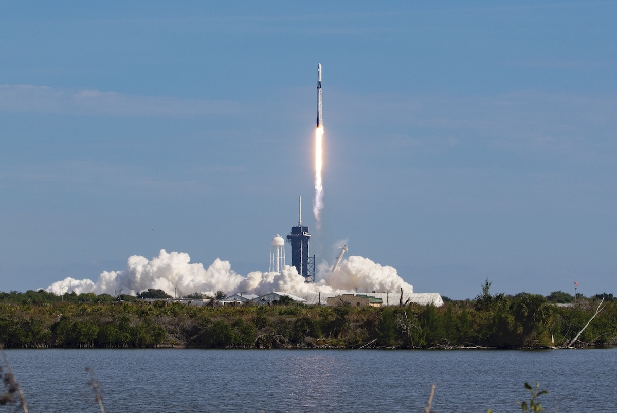 - KED 7041 - SpaceX launches first in new line of upgraded space station cargo ships – Spaceflight Now