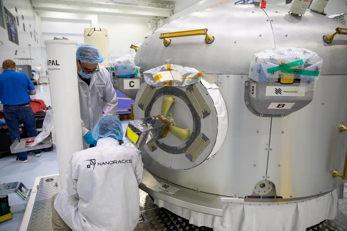 A space station will receive a new commercial airlock from Nanoracks – Spaceflight Now