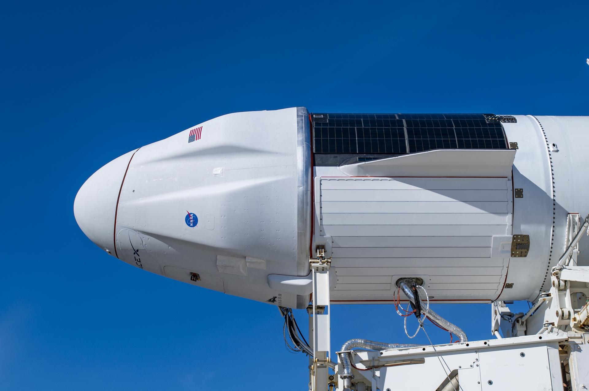 - KSC 20201202 PH SPX01 0003large - SpaceX launches first in new line of upgraded space station cargo ships – Spaceflight Now