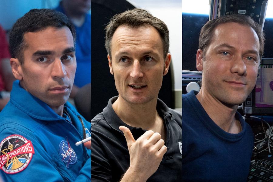 crew 3 composite 2 SpaceX Boca Chica