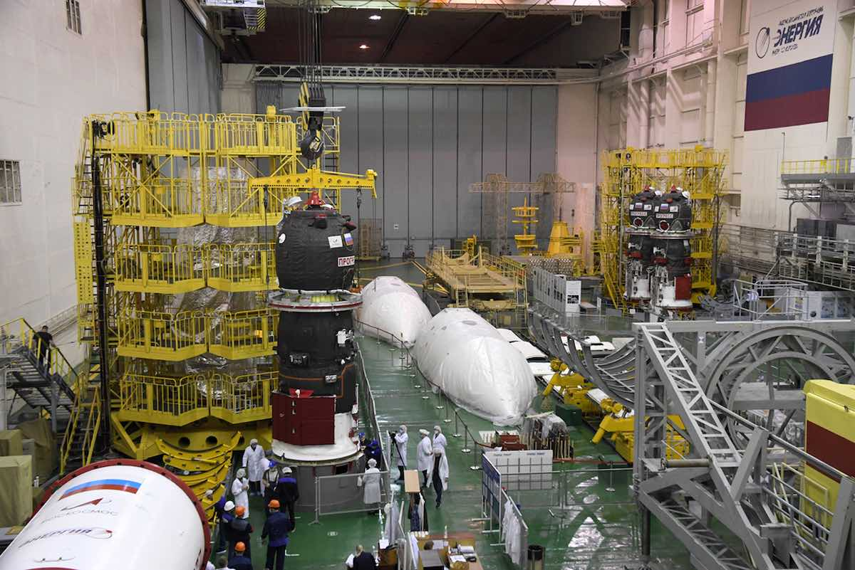 - 2174398570 - Russia launches cargo ship heading for International Space Station – Spaceflight Now