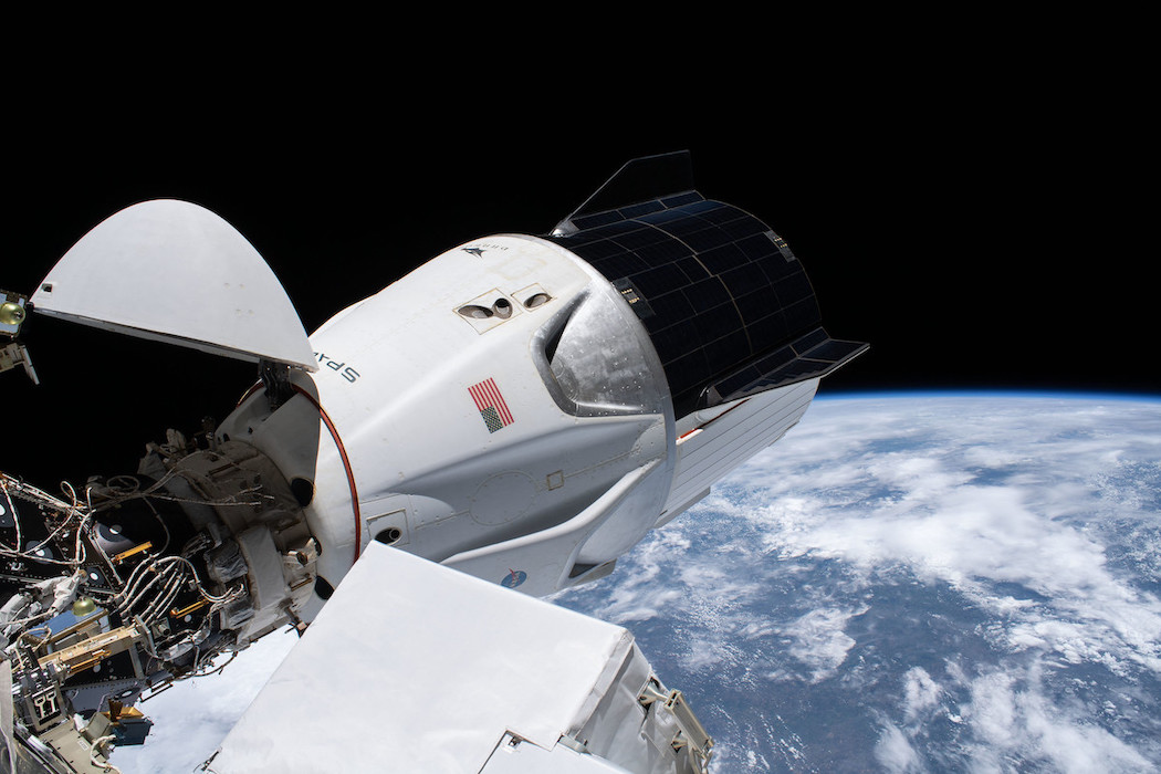 Crew Dragon breaks record for longest flight by human-rated U.S. spacecraft