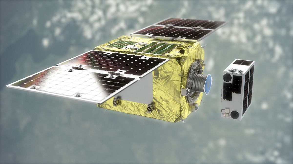 - 48573524722 c53d73c66b k - Privately-funded mission takes off to begin space debris cleanup trials – Spaceflight Now