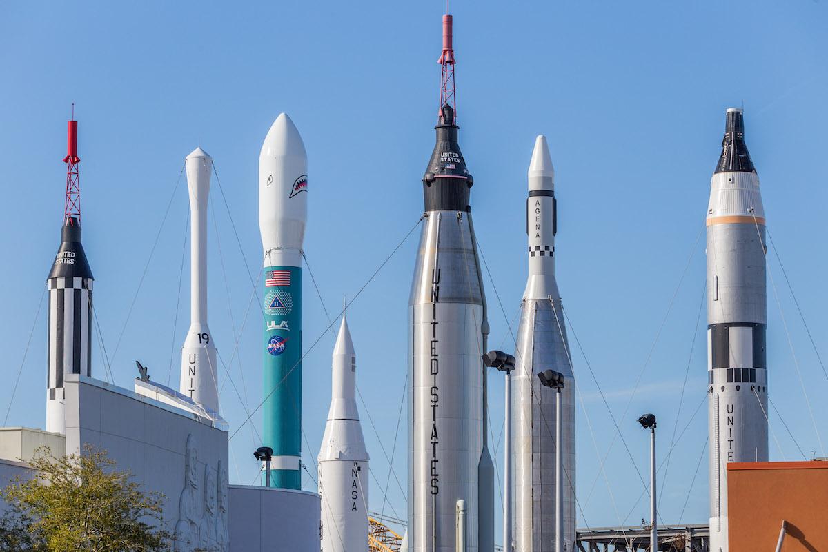 - Delta II 13 - Delta 2 rocket exhibit opens at Kennedy Space Center – Spaceflight Now