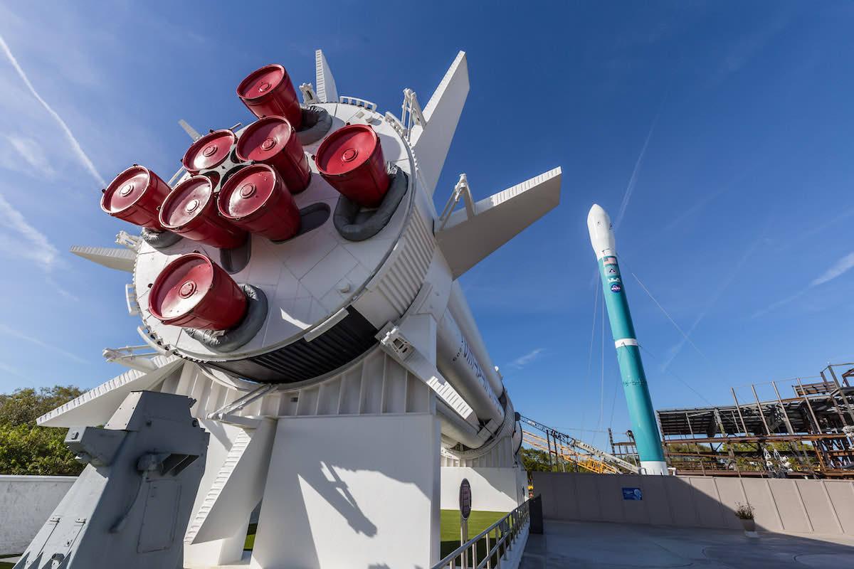 - d2 saturn - Delta 2 rocket exhibit opens at Kennedy Space Center – Spaceflight Now