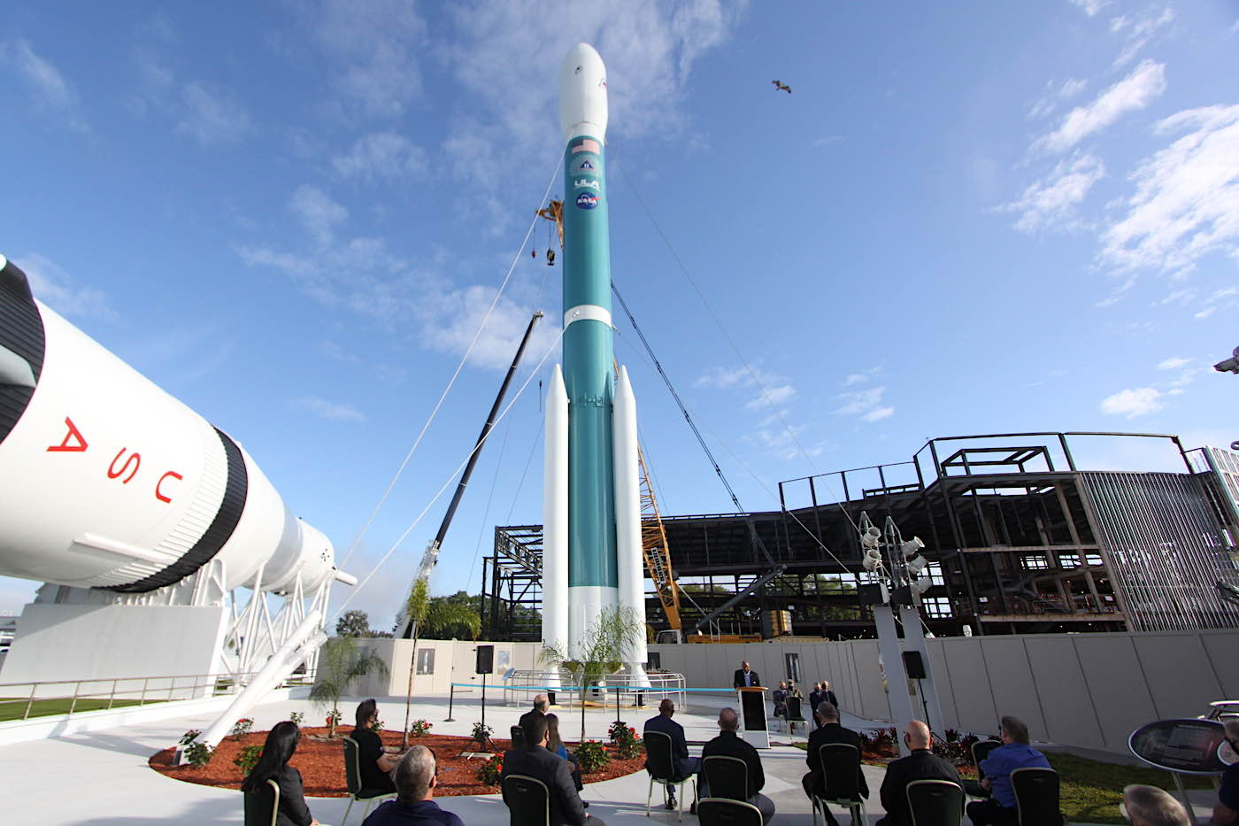 - d2 kscvc 1 - Delta 2 rocket exhibit opens at Kennedy Space Center – Spaceflight Now
