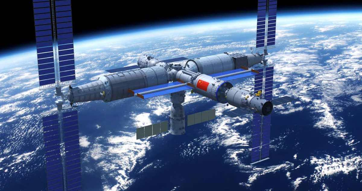 First element of Chinese space station ready for liftoff –