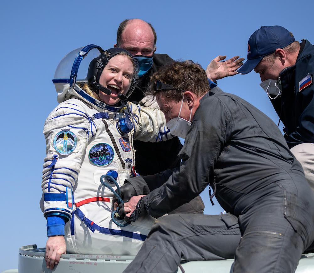 - rubinsms17 - Russian capsule brings home three space fliers – Spaceflight Now