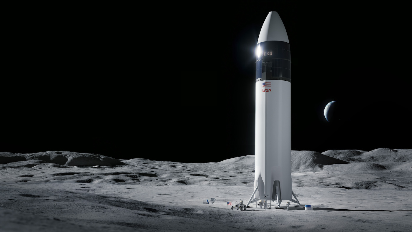 - starship moon - Nelson cites China's growing space prowess, calls for sustained NASA funding – Spaceflight Now