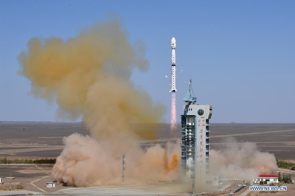 China launches military observation satellite