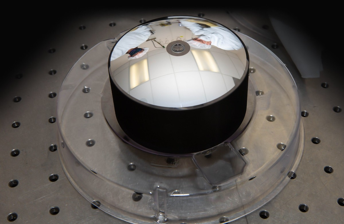 - V4 Space Telescope LLNL - Tyvak smallsat launched by SpaceX to validate miniature space debris telescope – Spaceflight Now