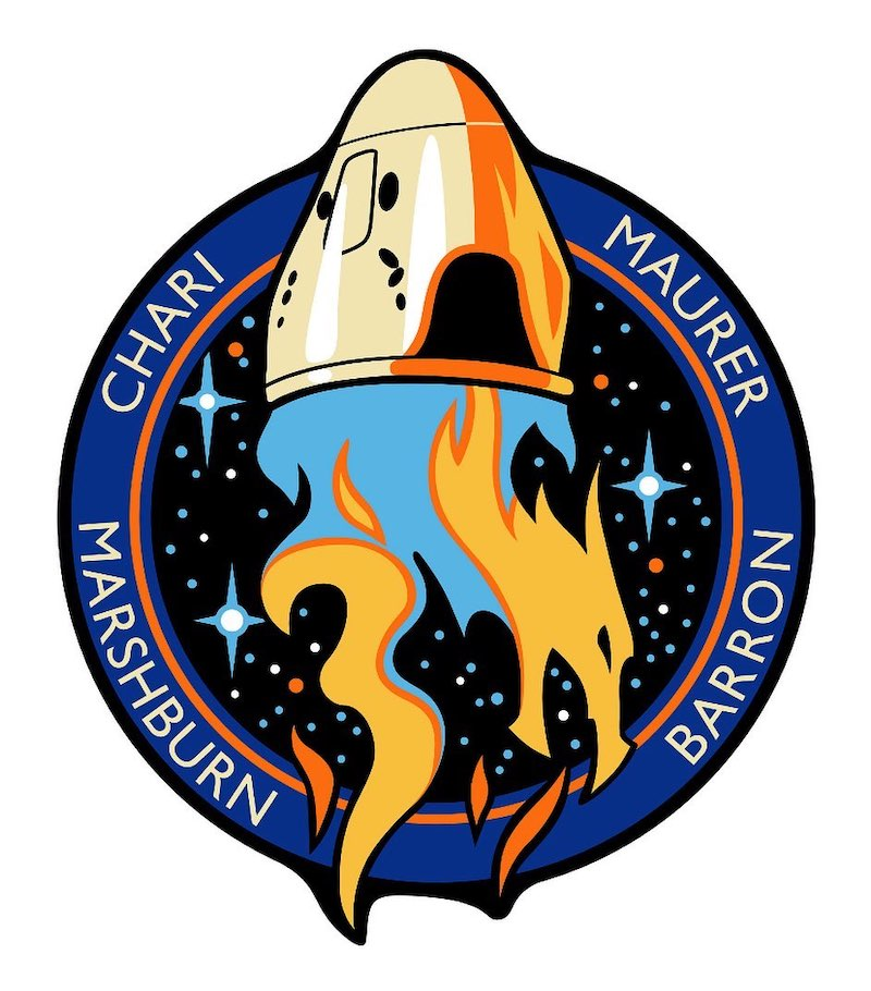 - crew3patch - NASA assigns fourth astronaut to SpaceX's next space station crew launch – Spaceflight Now