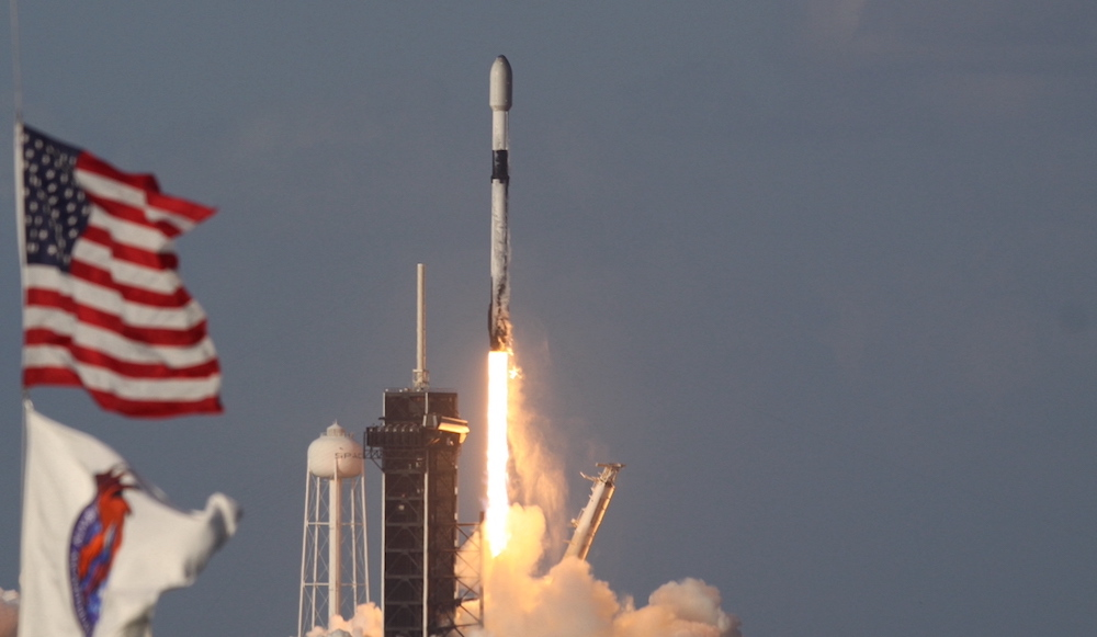 - starlink26 1 - Tyvak smallsat launched by SpaceX to validate miniature space debris telescope – Spaceflight Now
