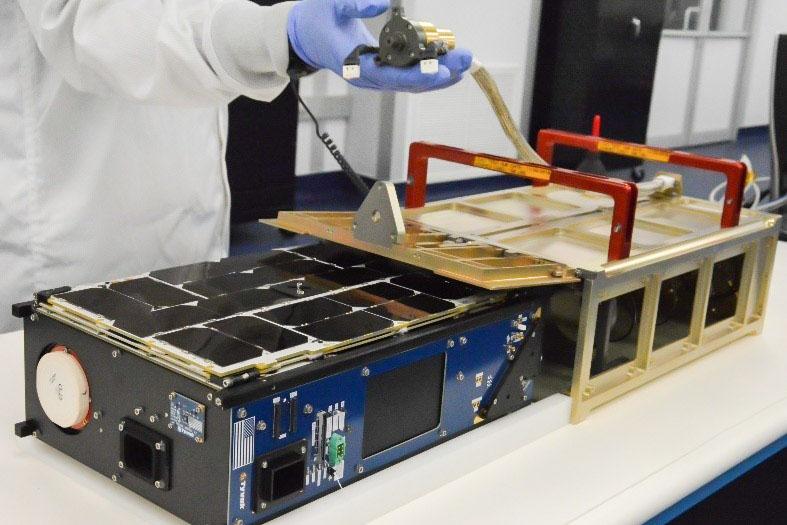 - tyvak 6u - Tyvak smallsat launched by SpaceX to validate miniature space debris telescope – Spaceflight Now