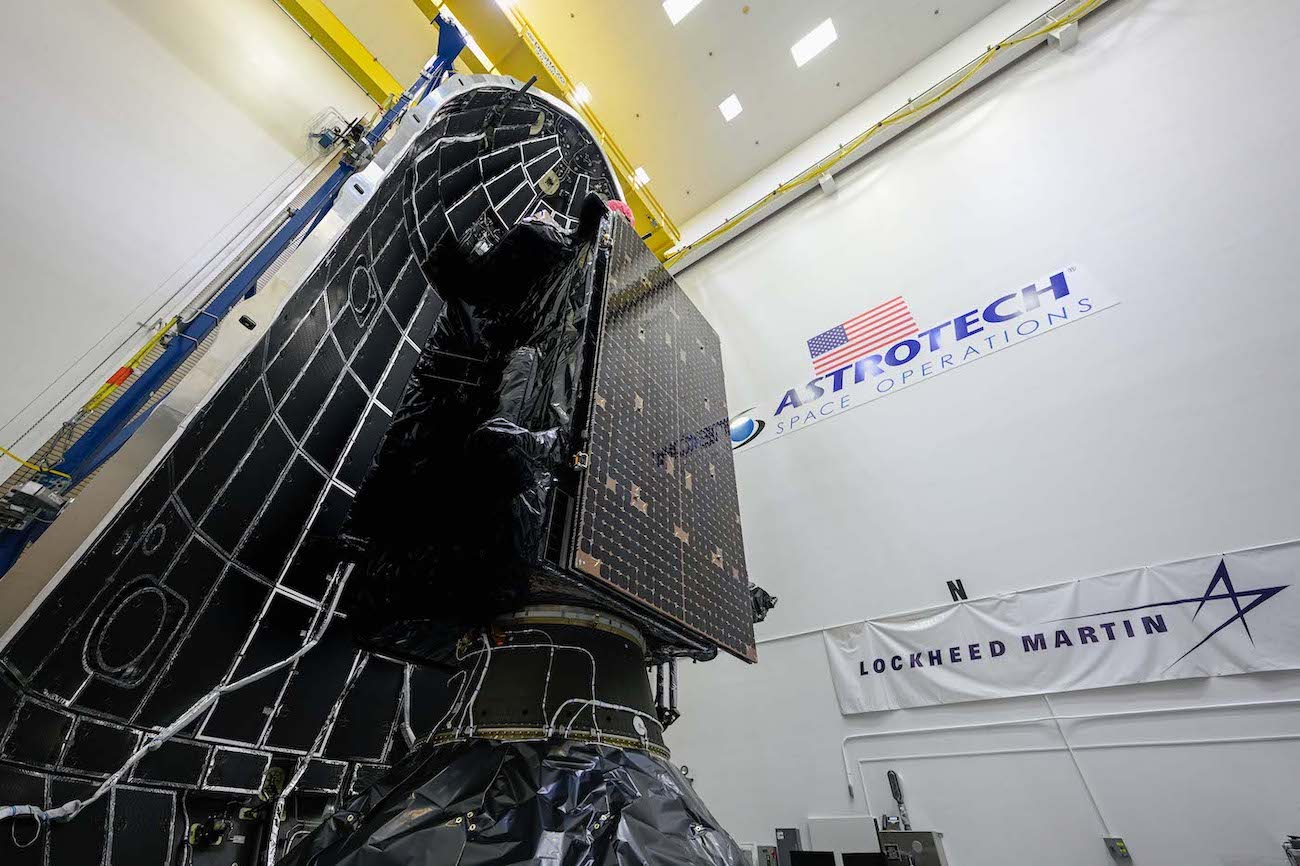 U.S. Space Force clears reused SpaceX rocket for launch with GPS satellite