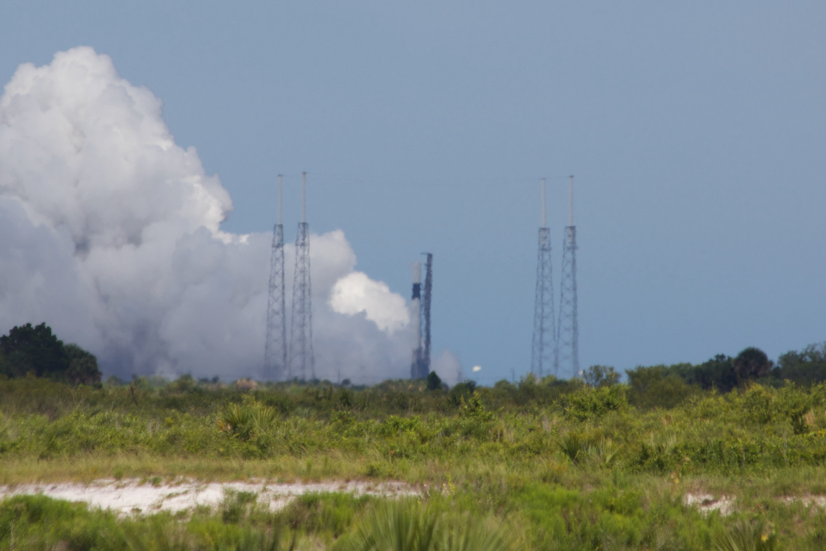 - IMG 5059 - U.S. Space Force clears reused SpaceX rocket for launch with GPS satellite – Spaceflight Now