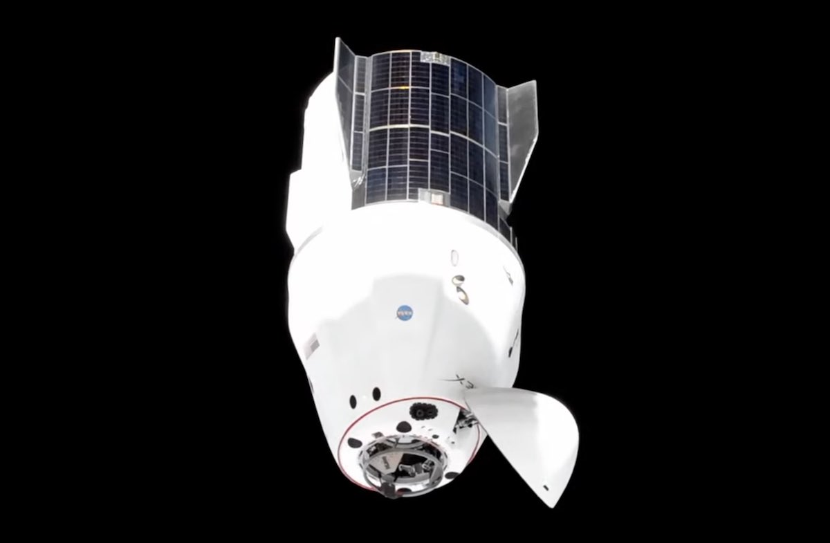 - crew2relocate - SpaceX crew capsule relocated outside space station before Boeing mission – Spaceflight Now